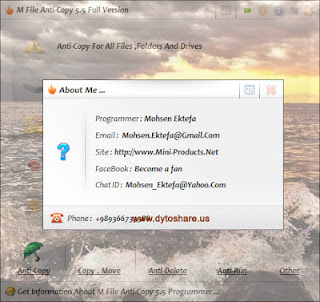 Free Download M File Anti-Copy 5.5 Full with Keygen