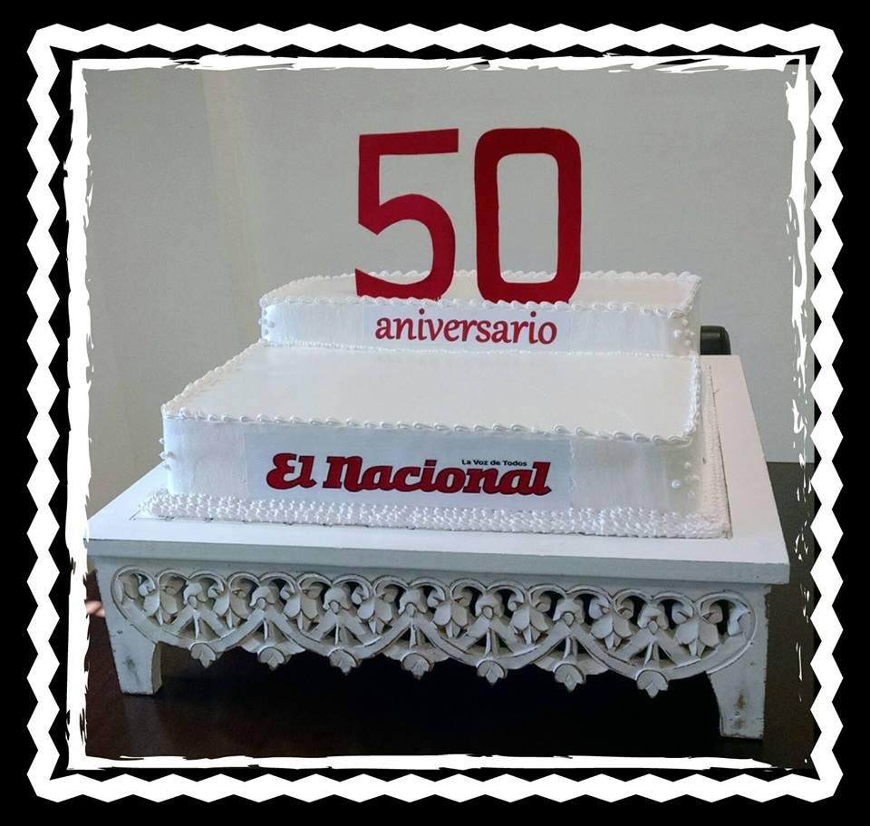 CELEBRANDO EL 50 ANIVERSARIO DE LA VOZ DE TODOS