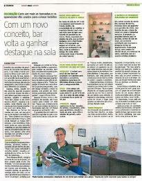 Jornal A Tarde - março 2012