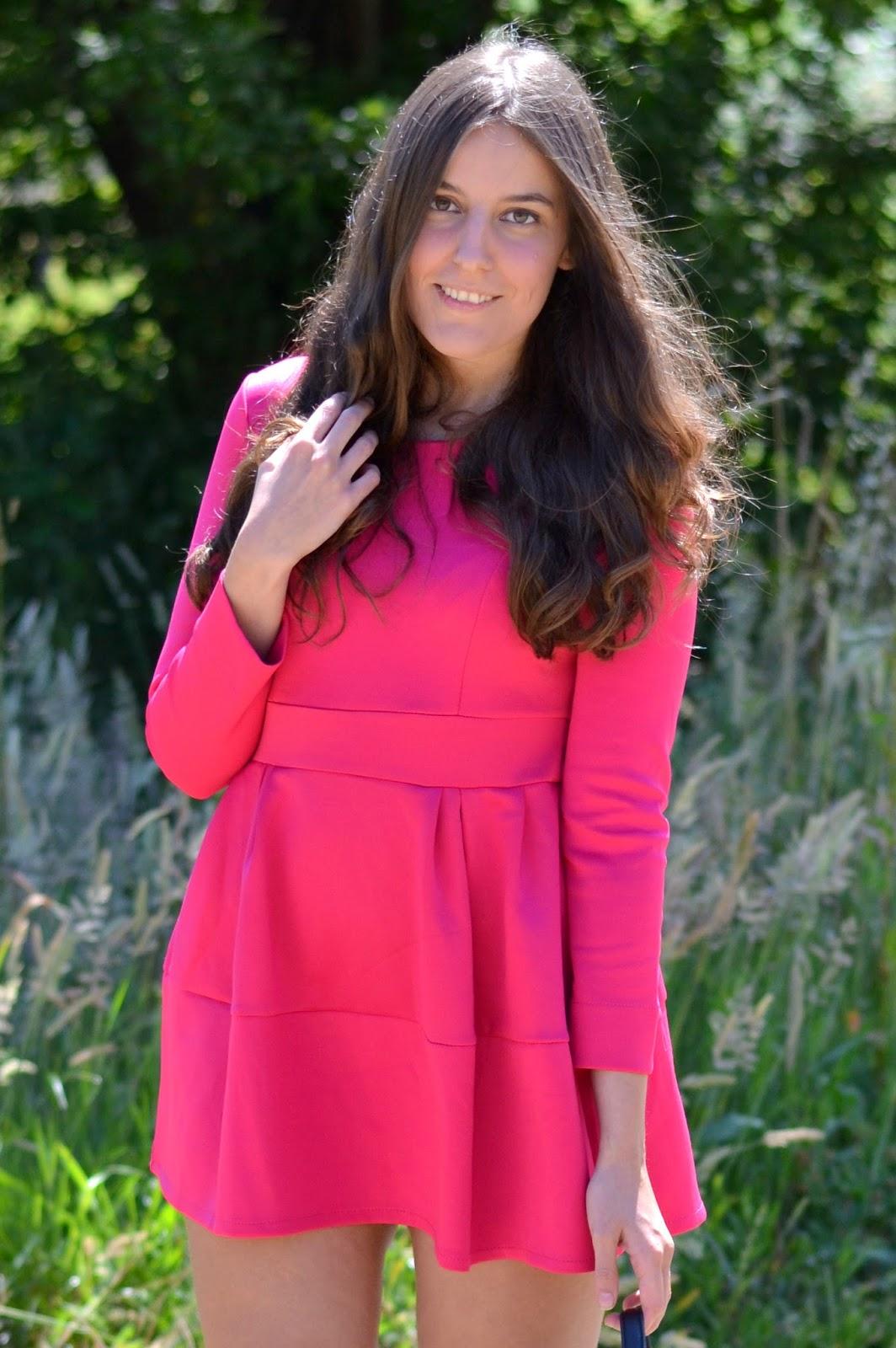 Sammydress pink dress