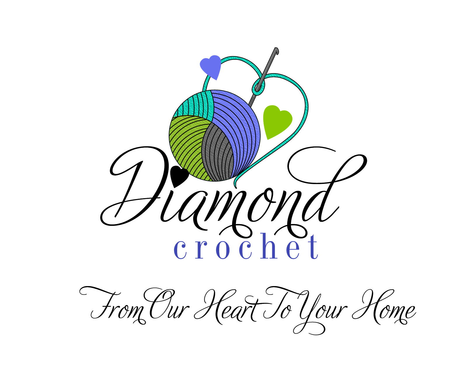 Crochet Logo : Crochet Logo Related Keywords & Suggestions - Crochet Logo Long Tail ...