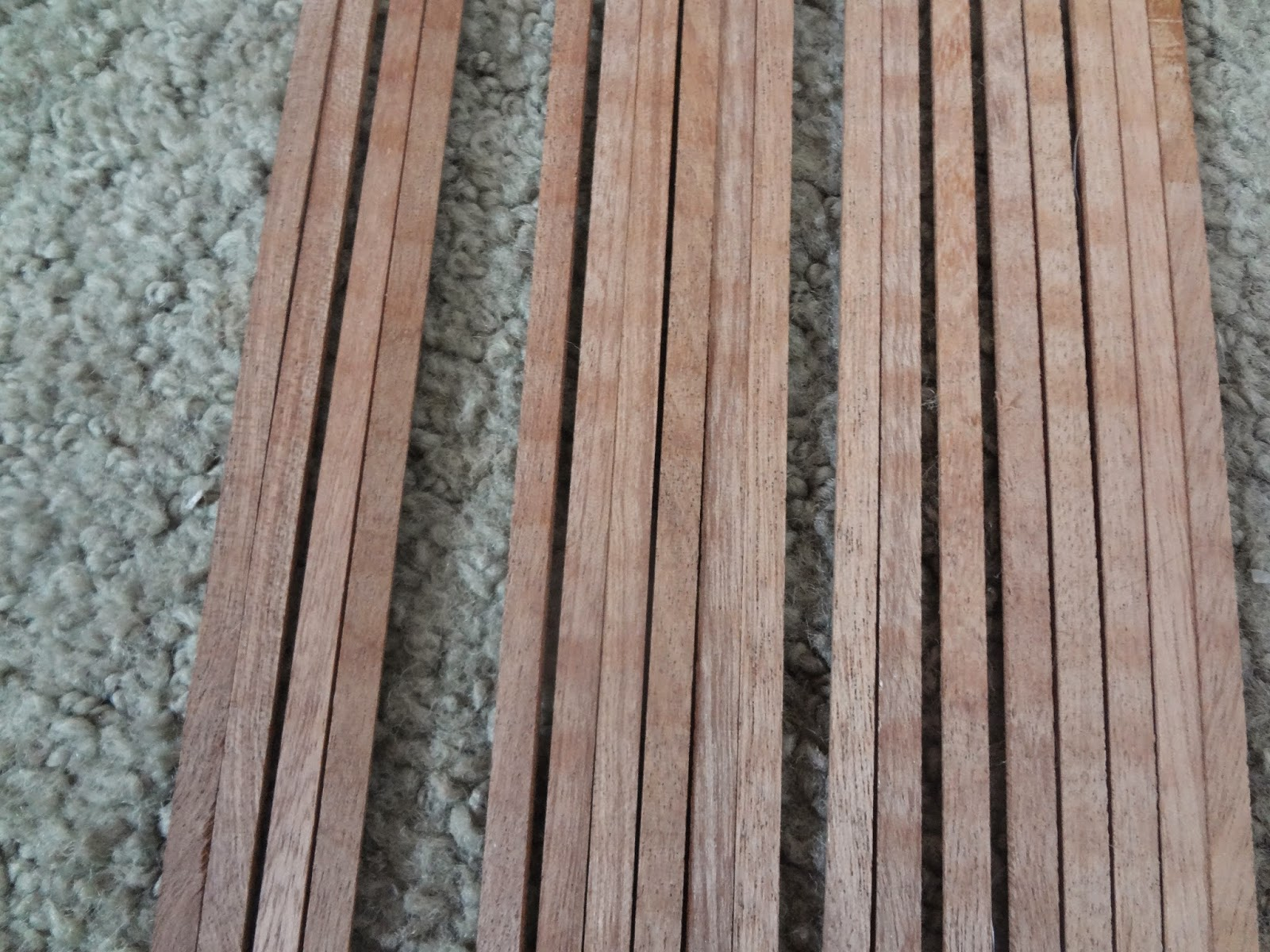 San Francisco II Wooden Model Ship Build Log Planking