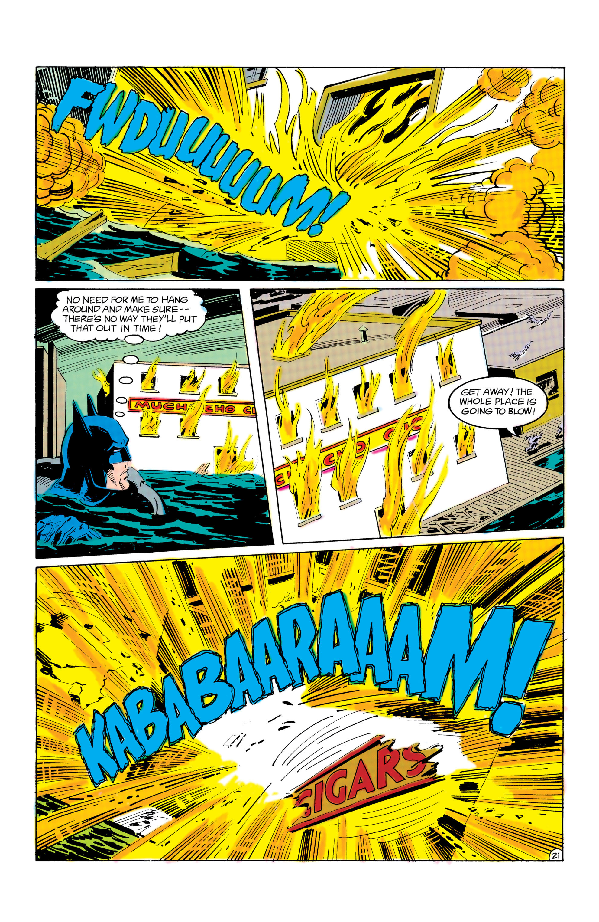 Detective Comics (1937) Issue #595 Page 38