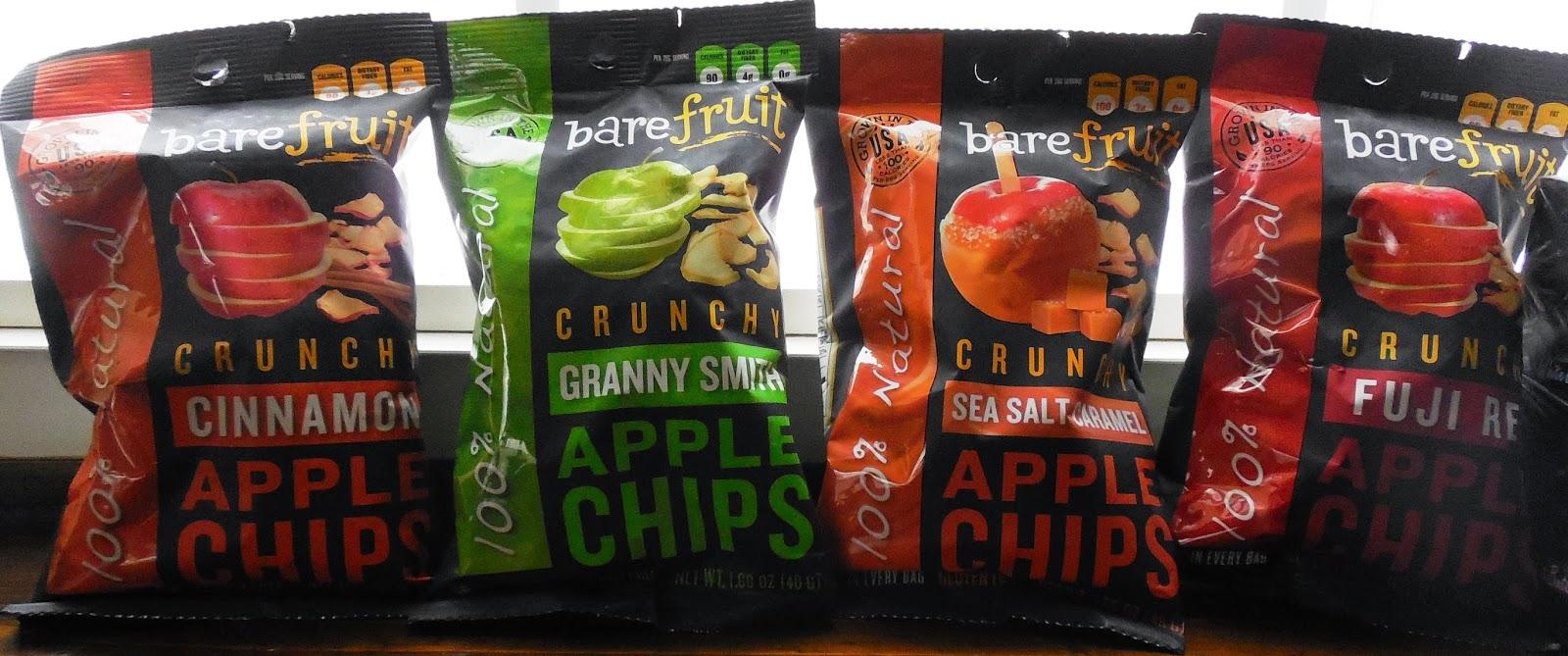 Barefruit Apple Chips