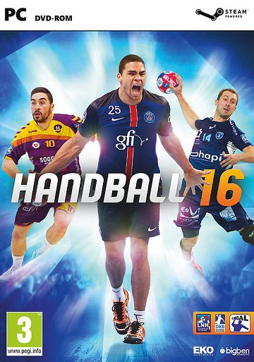 Handball 16 PC Full ISO Español mega