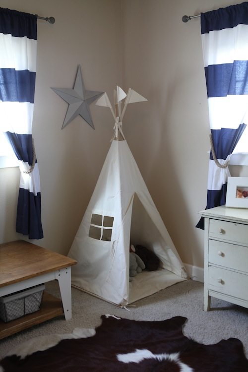 The FARMERS Wife Rustic Modern Toddler Room Re Design