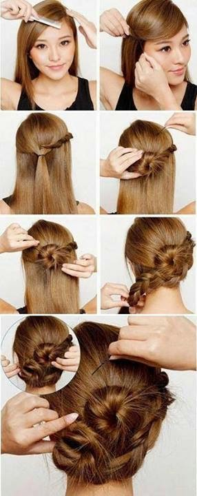 Ladies Hair Tutorials...