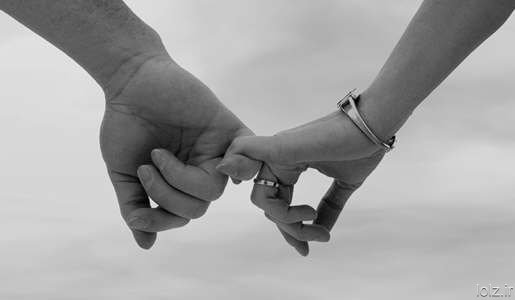 Romantic Love Hands