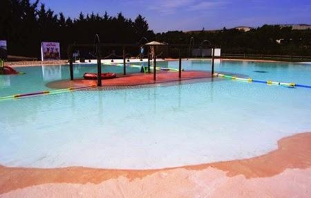 Parque acuático para perros en España