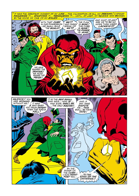 Captain America (1968) Issue #115 #29 - English 9