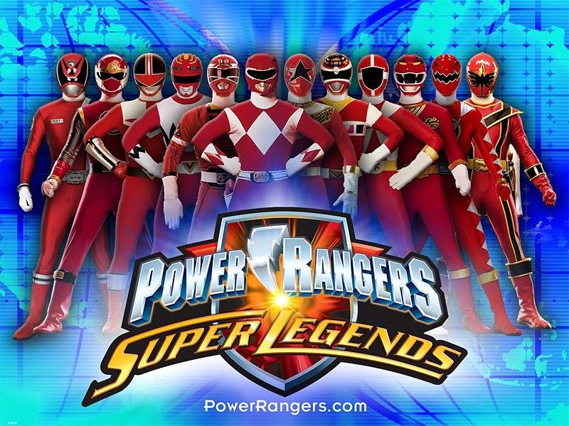 Power Rangers full pc español