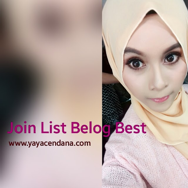 Join List Belog Best