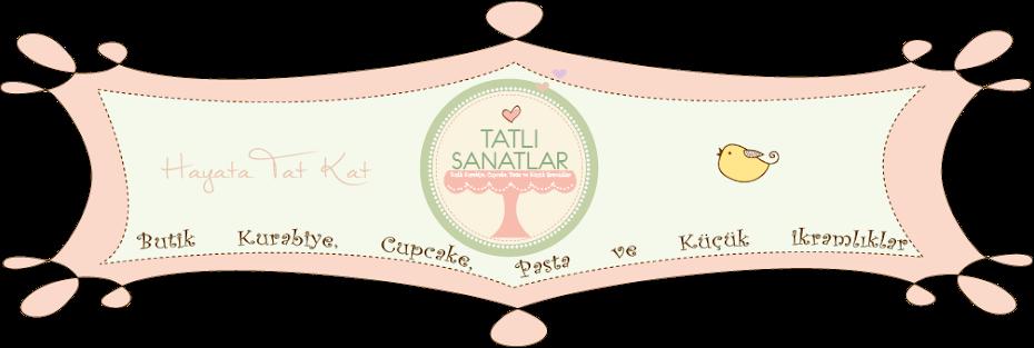 Butik Kurabiye, Pasta, Cupcake, Küçük İkramlıklar-TATLI SANATLAR-