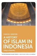 My BOOKS ON ISLAM IN INDONESIA