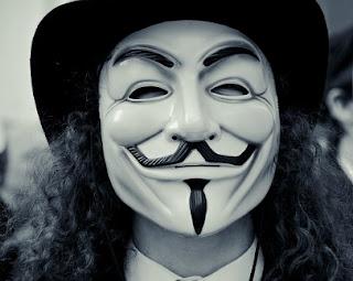 Anonymous bloquean sitios de visita del Papa