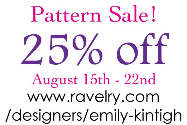 ravelry, pattern, knitting, sale, discount