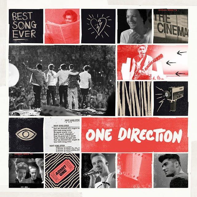 One Direction - Best Song Ever - copertina traduzione testo video download