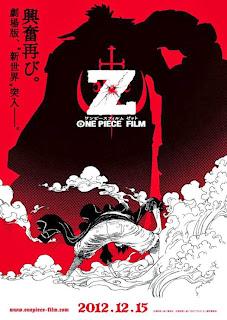 Ver online: Wan Pîsu Firumu: Zetto (ワンピースフィルム ゼット / One Piece Film Z) 2012