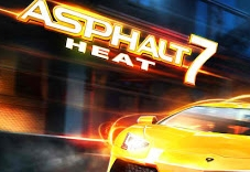 asphalt 7: heat apk 1.0.4 download full