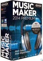 MAGIX Music Maker 2014 Premium 20 Full Version