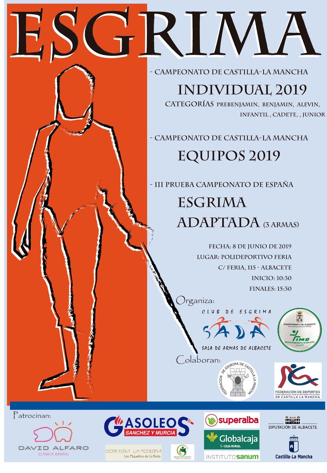 CAMPEONATO C-LM 2019