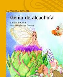 GENIO DE LA ALCACHOFA--CECILIA BEUCHAT