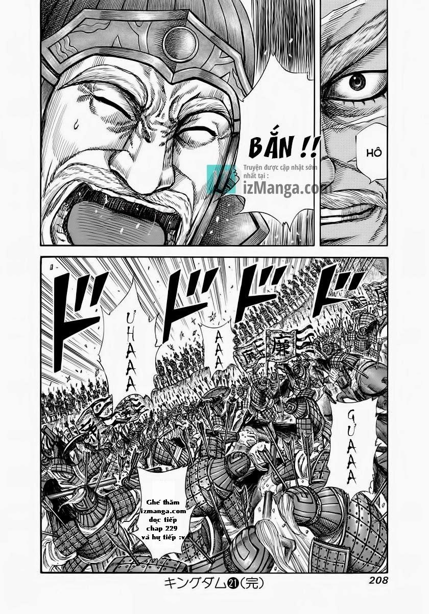 Kingdom - Vương Giả Thiên Hạ Chapter 228 page 20 - IZTruyenTranh.com