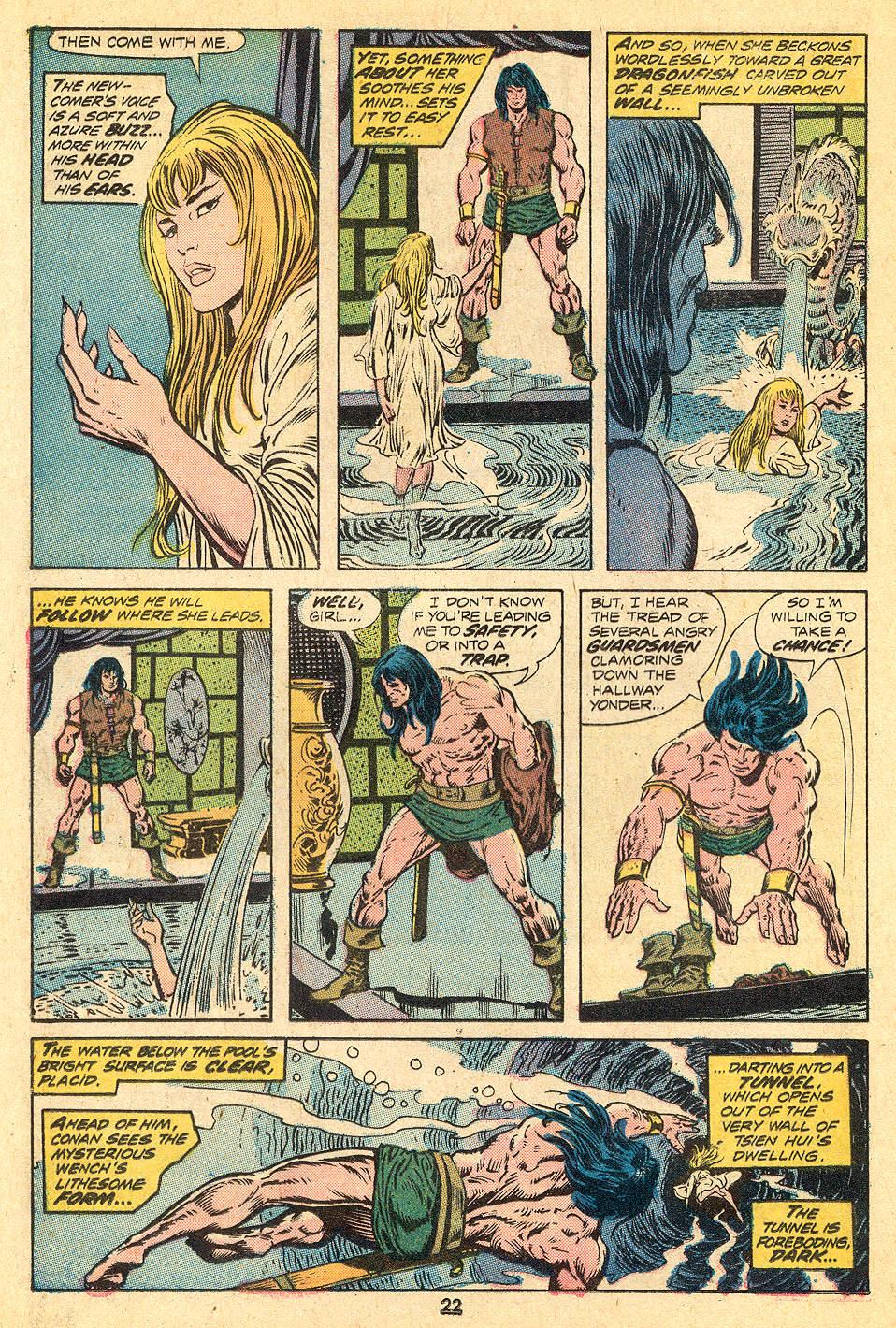 Conan the Barbarian (1970) Issue #32 #44 - English 14