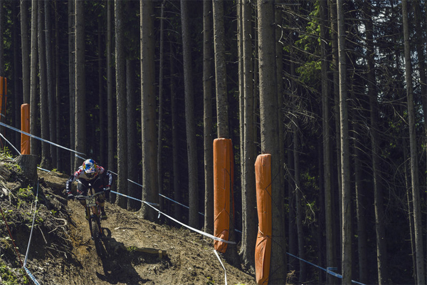 2015 Leogang UCI World Cup Downhill: Trek World Racing