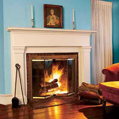 short record of fireplaces home improvement tips