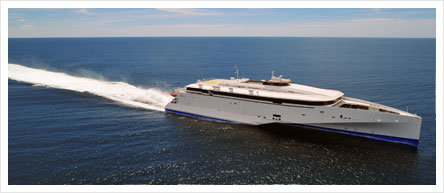 condor ferries, liberation,
