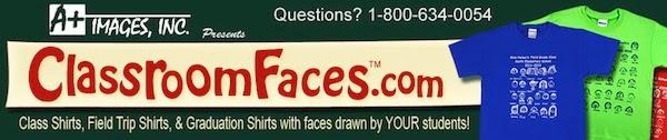 classroom faces.com banner