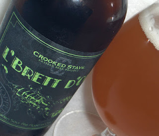 L'Brett d'Or close-up