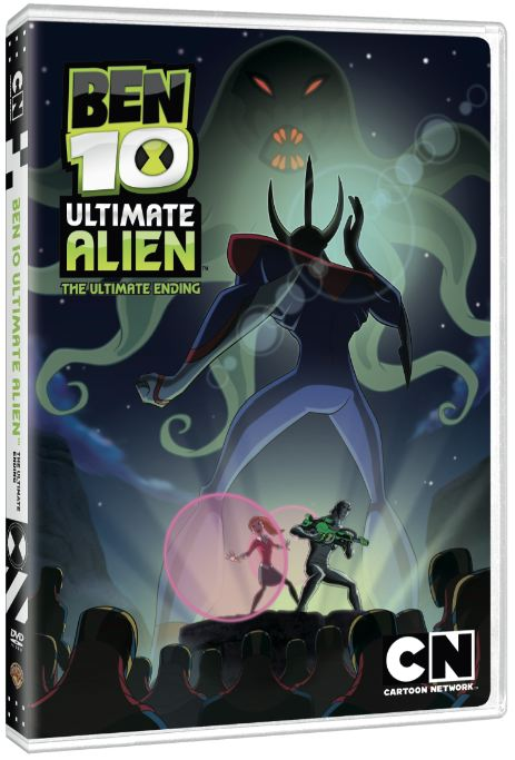 In The Explosive Finale Ben 10 Ultimate Alien Volume 5 Ending Must Face His Biggest Enemy Vilgax Who Re Emerges Most Powerful