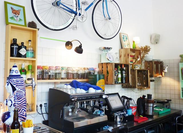 cafetería Cometa