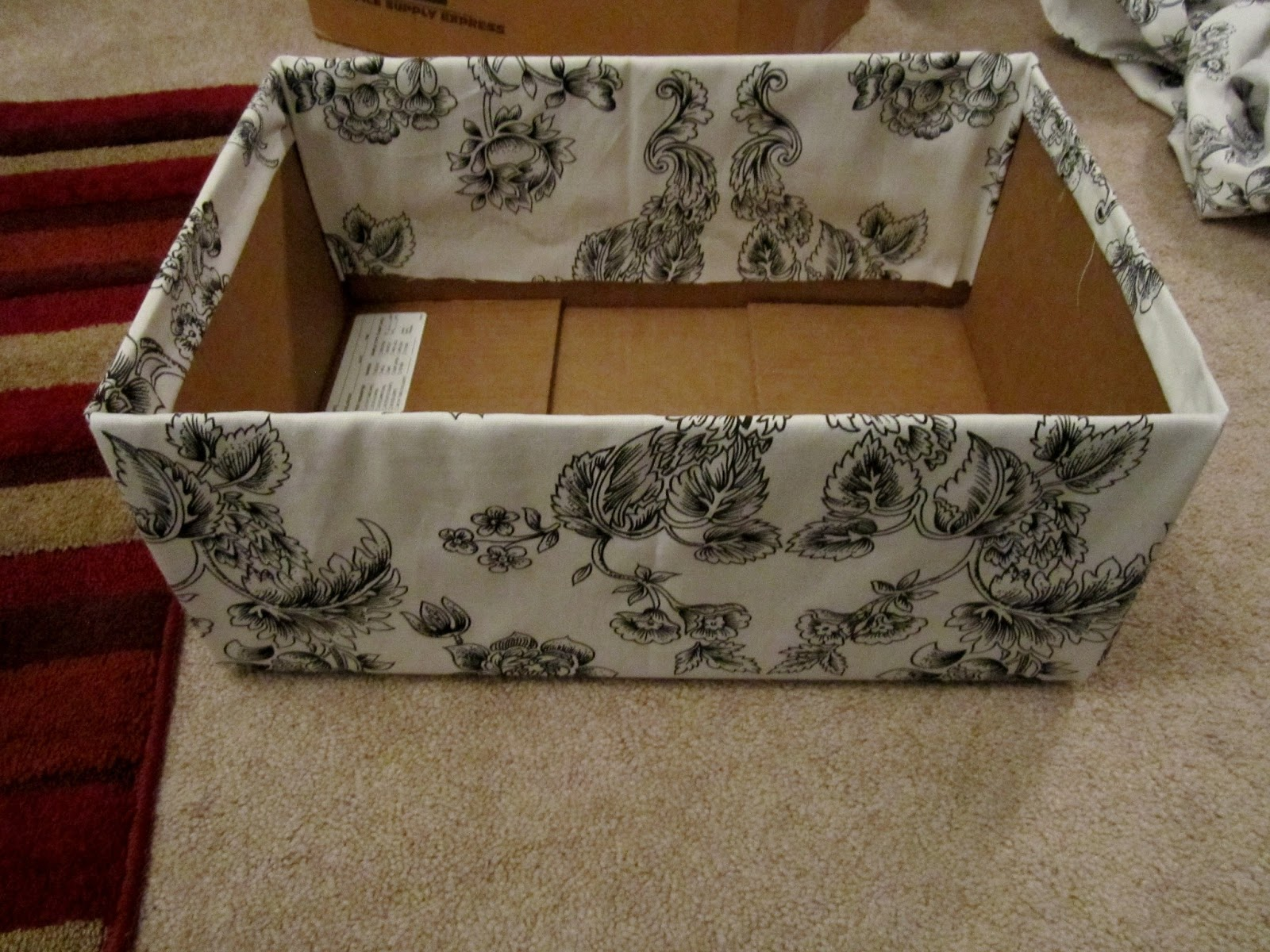 Restoration Beauty: DIY: Storage/Decorative Boxes