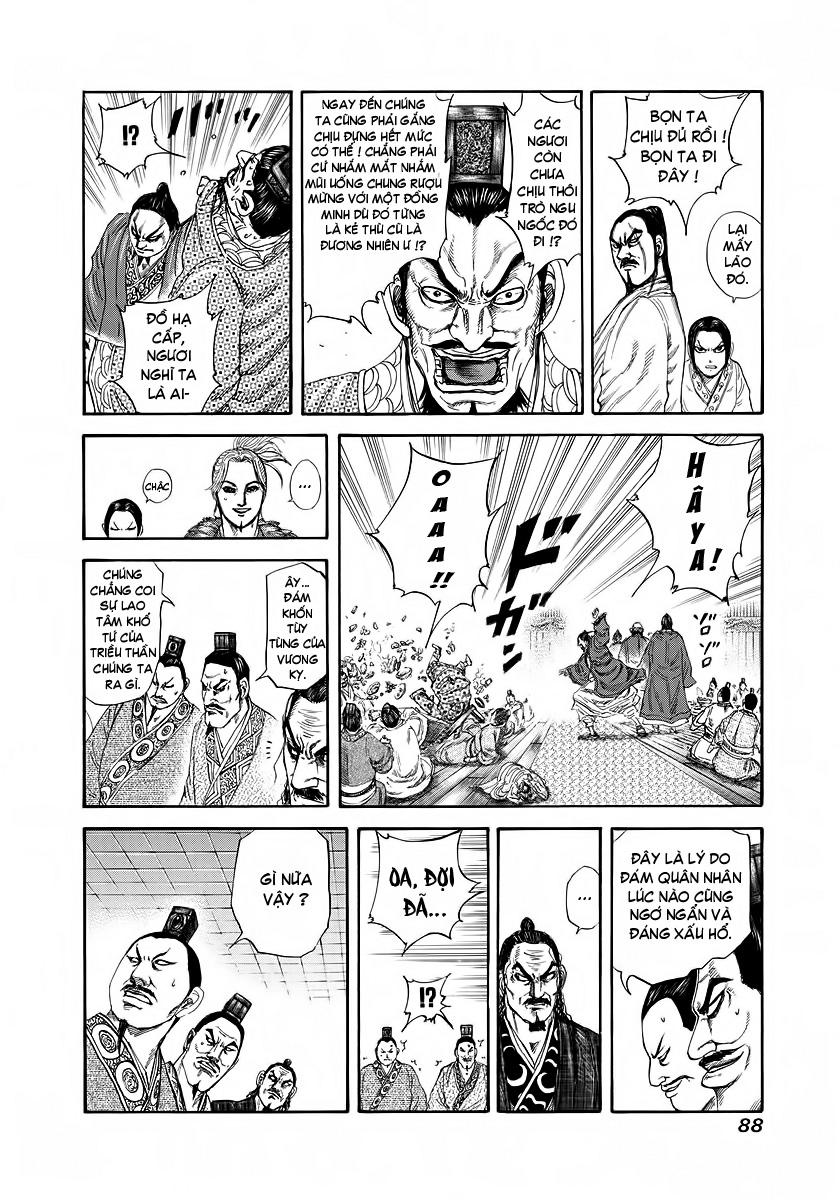 Kingdom - Vương Giả Thiên Hạ Chapter 178 page 8 - IZTruyenTranh.com