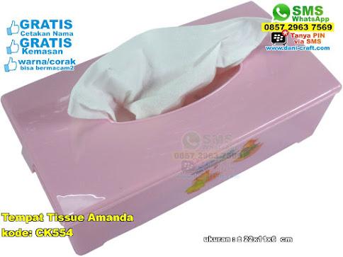 Tempat Tissue Amanda