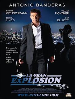 La Gran Explosión Poster