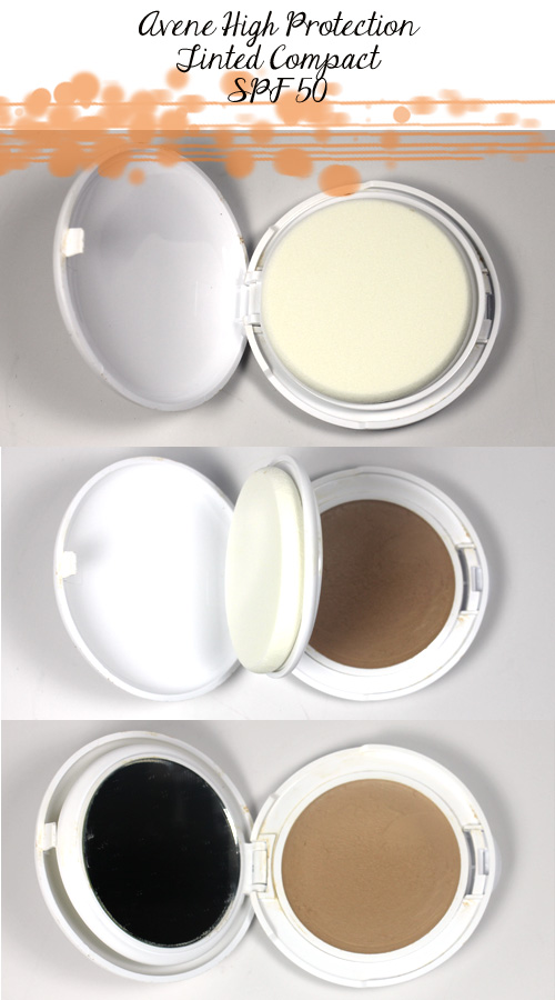 avene high protection tinted compact