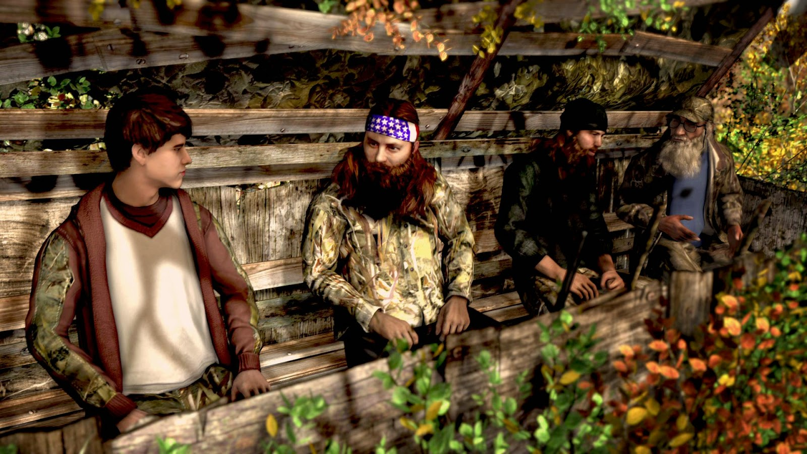 Download Duck Dynasty XBOX 360 - COMPLEX Torrent By :