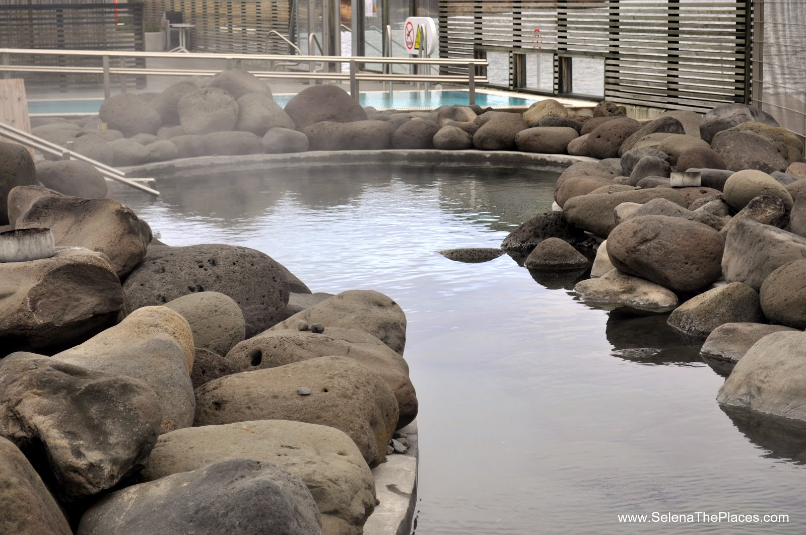Iceland's Laugarvatn Fontana Geothermal Baths