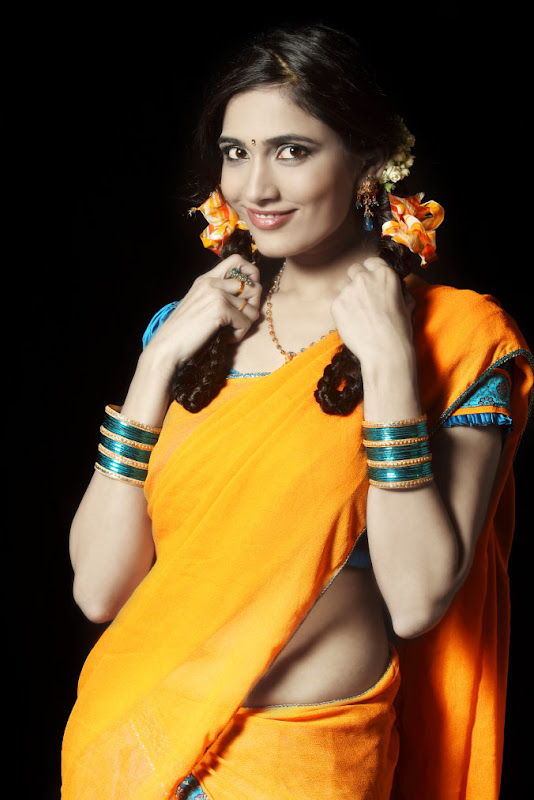 Actress Mythriya Stills sexy stills