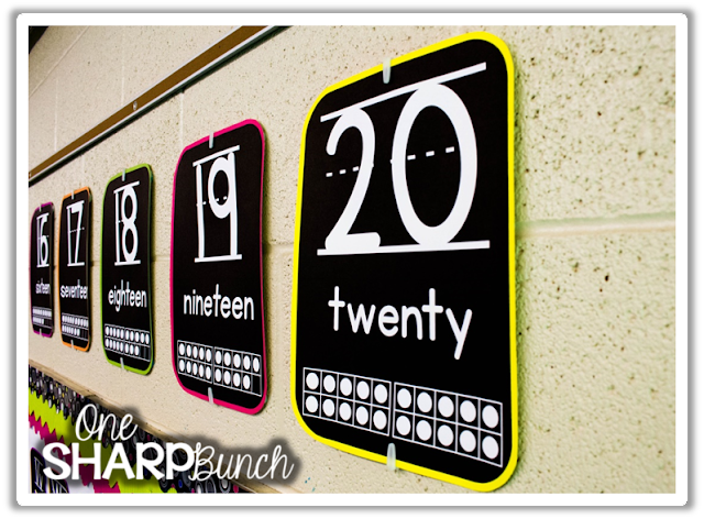 https://www.teacherspayteachers.com/Product/Chalk-Inspired-Number-Posters-Manuscript-786934