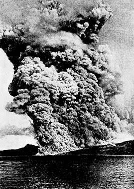 Eruptia vulcanului Pelée, Martinica, Saint-Pierre, 1902