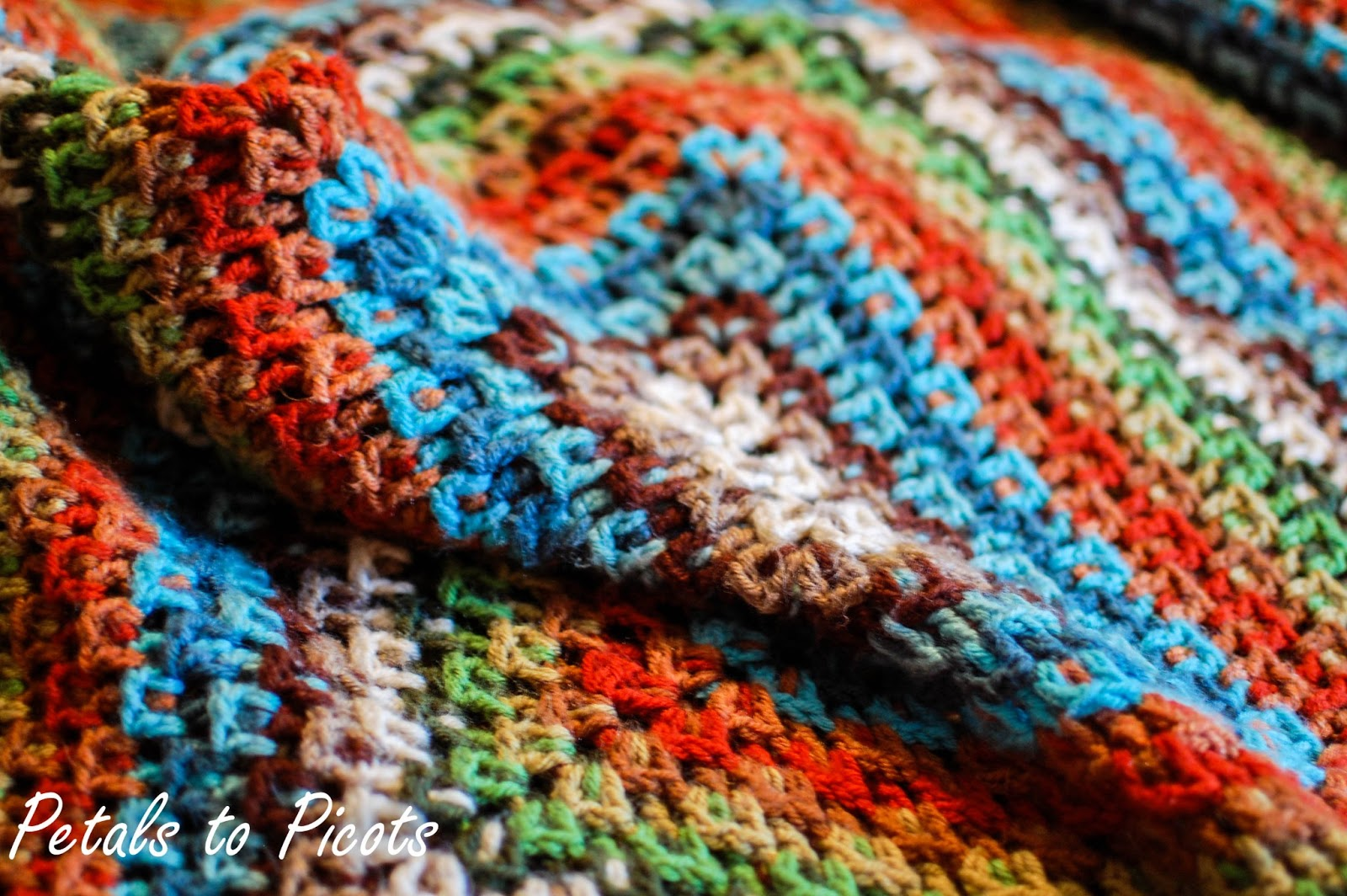 Crochet Pattern Central Stitches