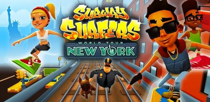 Subway Surfers New York v 1.20.1