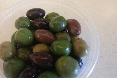 House Cured Olives from Arrowine
