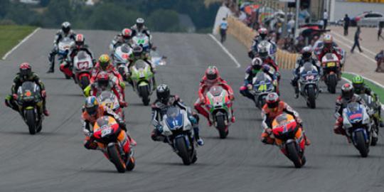 Daftar terbaru peserta MotoGP 2013
