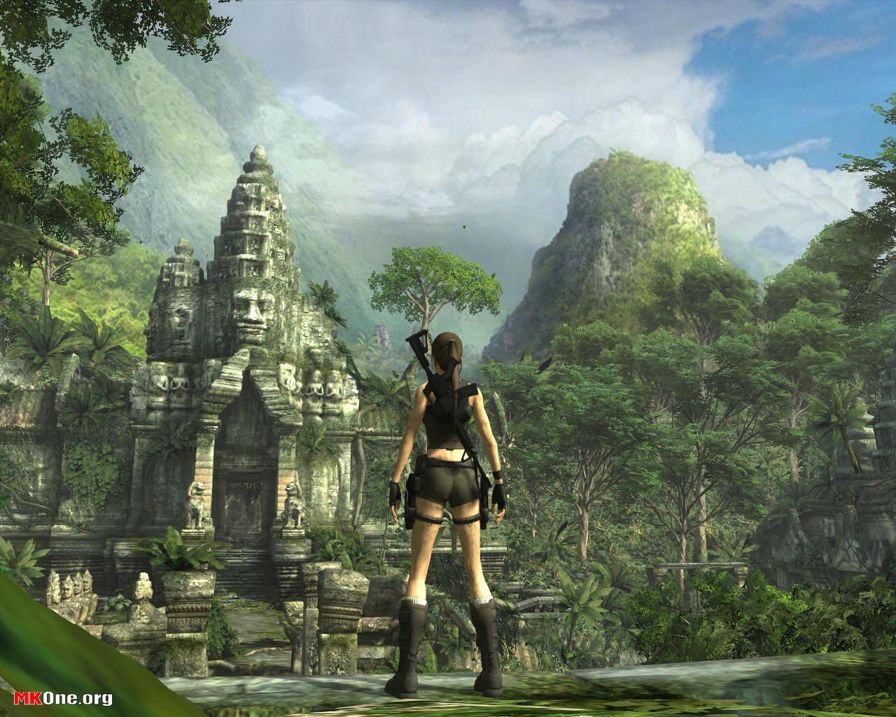 Tomb Raider Underworld Game Widescreen free desktop  - tomb raider underworld game widescreen wallpapers